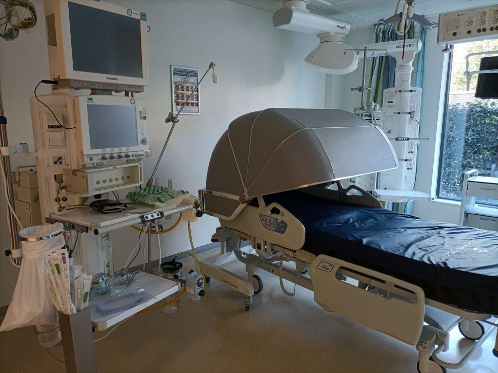 New model used in St. Antonius hospital